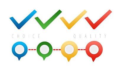 Le public recherche la qualité