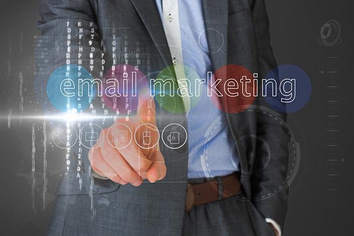 construction d'une liste de marketing par courriel