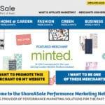 Programme d'affiliation ShareASale