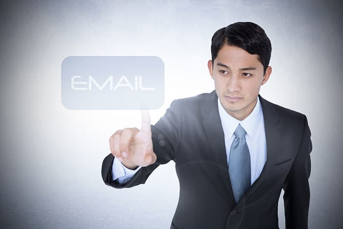 marketing par courrier électronique et constitution de listes
