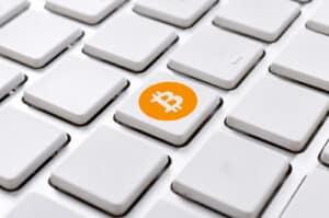 11147916 Bitcoin Button