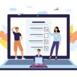 Questionnaire en ligne : l'outil de recherche le plus utilisé en 2021