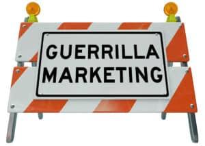 Idées Guerilla Marketing