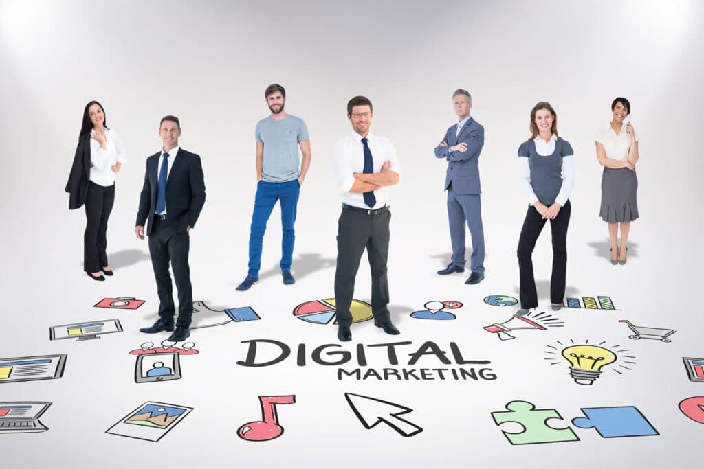 Avantages De Travailler Avec Une Agence De Stratégie Digitale